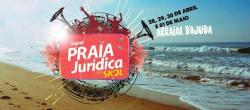 panfleto Circuito Super Praia - Praia Jurídica 2017