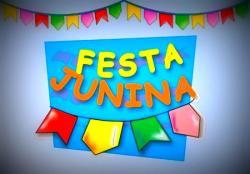 panfleto Festa Junina