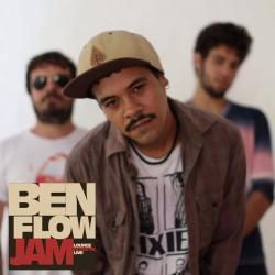panfleto Ben Flow Jam