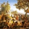 panfleto Celebração da Réplica da Primeira Missa