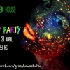 panfleto Glow Party