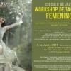 panfleto IIª Edição Circulo De Jade - Workshop De Taoismo Feminino
