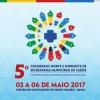panfleto 5º Congresso de Secretarias Municipais de Saúde de Norte/Nordeste
