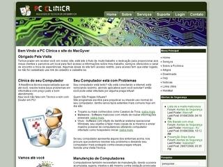 panfleto PC Clínica Informática