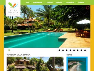 panfleto Tênis-Club Villa Bianca