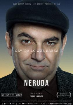 panfleto 'Neruda'