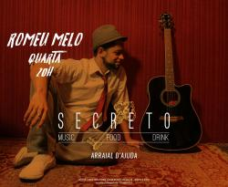 panfleto Romeu Melo