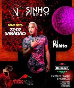 panfleto Sinho Ferrary
