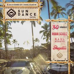 panfleto Sundance Festival - ROBIN SCHULZ