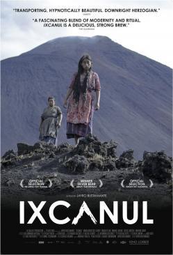 panfleto 'Ixcanul'