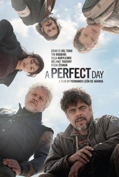 panfleto 'Um Dia Perfeito'