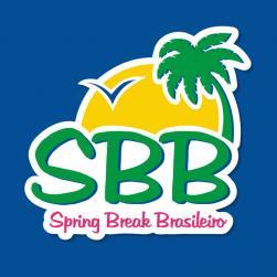 panfleto SBB 2018 - 8ª edição do Spring Break Brasileiro