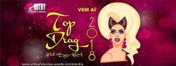 panfleto Concurso TOP DRAG Porto Seguro 2018