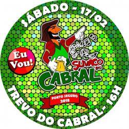 panfleto Bloco Suvaco do Cabral
