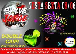 panfleto DJ Mary