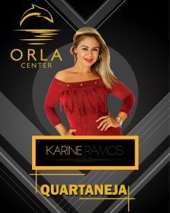 panfleto Quartaneja - Karine Ramos