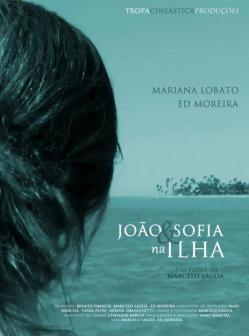 panfleto 'João e Sofia na Ilha'