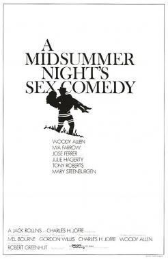panfleto 'Sonhos Eróticos Numa Noite de Verão'