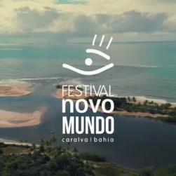 panfleto Festival Novo Mundo