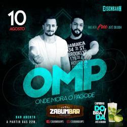 panfleto OMP