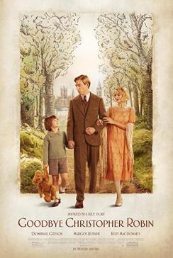 panfleto 'Adeus Christopher Robin'