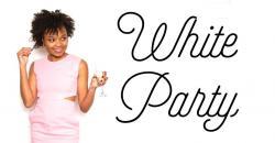 panfleto White Party