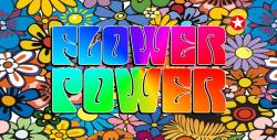 panfleto Flower Power 2