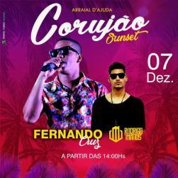 panfleto Fernando Cruz