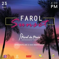 panfleto Farol Sunset - ADIADO
