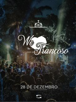 panfleto We Love Trancoso 2020