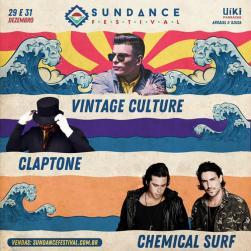 panfleto Réveillon Sundance Festival 2020