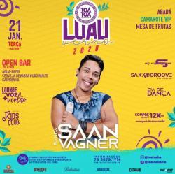 panfleto Luau Tôa Tôa - Saan Vagner