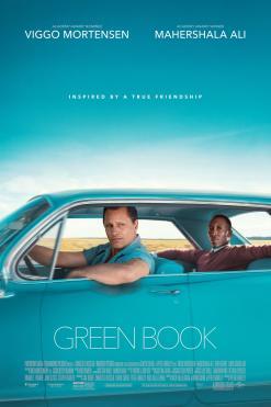 panfleto 'Green Book - O Guia'