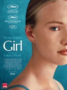 panfleto 'Girl'