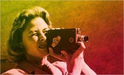 panfleto CineSesc - Eu Sou Ingrid Bergman