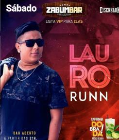 panfleto Lauro Runn