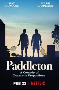 panfleto 'Paddleton'