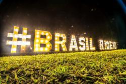 panfleto Festa de Encerramento da Brasil Ride 2019