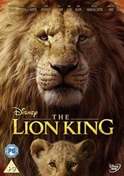 panfleto 'O Rei Leão'