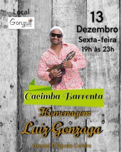 panfleto Cacimba Barrenta