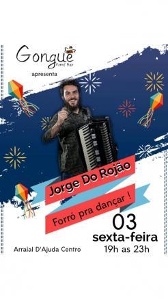 panfleto Jorge do Rojão