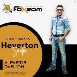 panfleto Heverton Santos