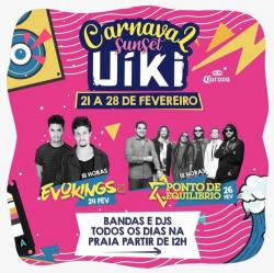 panfleto Udstok Project + Virou Bahia