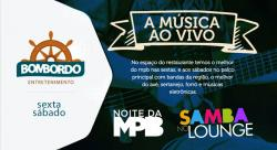 panfleto Bombordo Noite - Virou Bahia