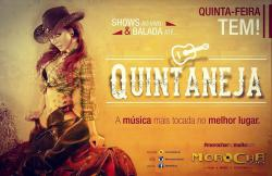 panfleto Quintaneja com Virou Bahia
