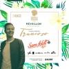panfleto Reveillon Cafe de la Musique - SAM FELDT