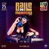 panfleto Ben Flow Jam + Baile do Morocha