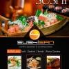 panfleto 4° Festival de Sushi