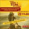 panfleto Movimento Sente o Clima - Grupo OMP, Thiago Alcantara
