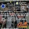 panfleto Cruzeiro x Atletico MG com Consulado GaloSeguro